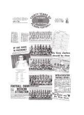 30 years of football 1999