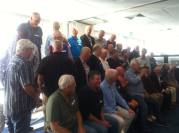 Rovers Reunion great turnout 2017